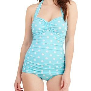 NWT Esther Williams Bathing Suit - So CUTE!